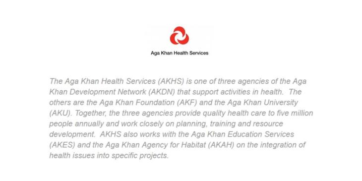 Aga Khan Health Services Hospitals become first to partner with American College of Cardiology's NCDR registry program