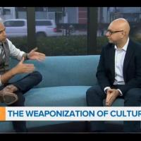 MSNBC's Ali Velshi on Breakfast Television with host Riaz Meghji
