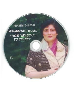 Nasim Bhimji: Ginans with Music - From My Soul To Yours