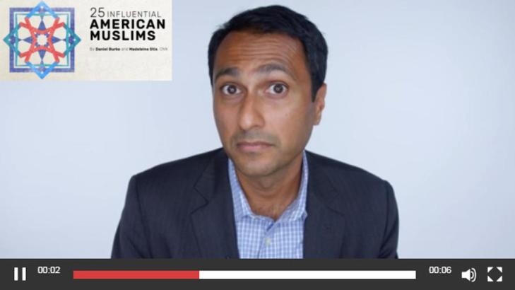 Eboo Patel: The bridge builder - One of CNN's 25 Influential American Muslim