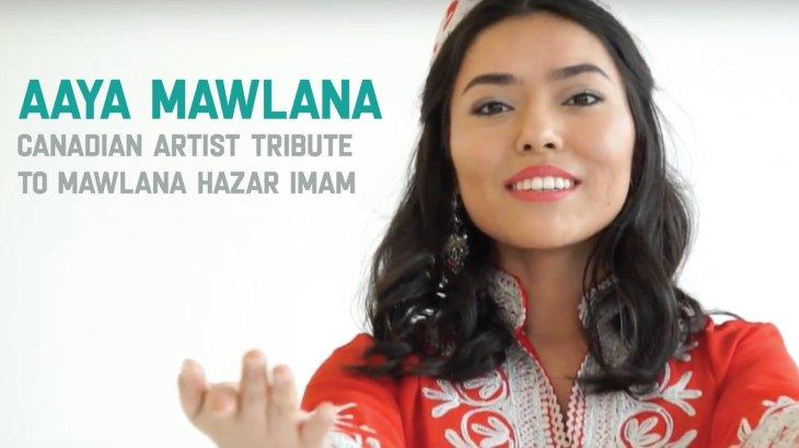 Zaheed Music: Canadian Artist Tribute to Mawlana Hazar Imam