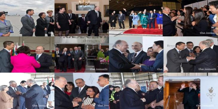 His Highness the Aga Khan's historic Diamond Jubilee visit to Canada - official media stories, photos and videos