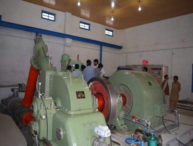Hydel station in remote Chitral village opens amid celebration