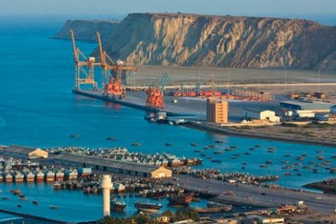 Who do we thank for Gwadar?