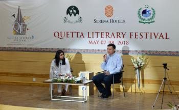 Serena Hotels organizes first Quetta Literary Festival