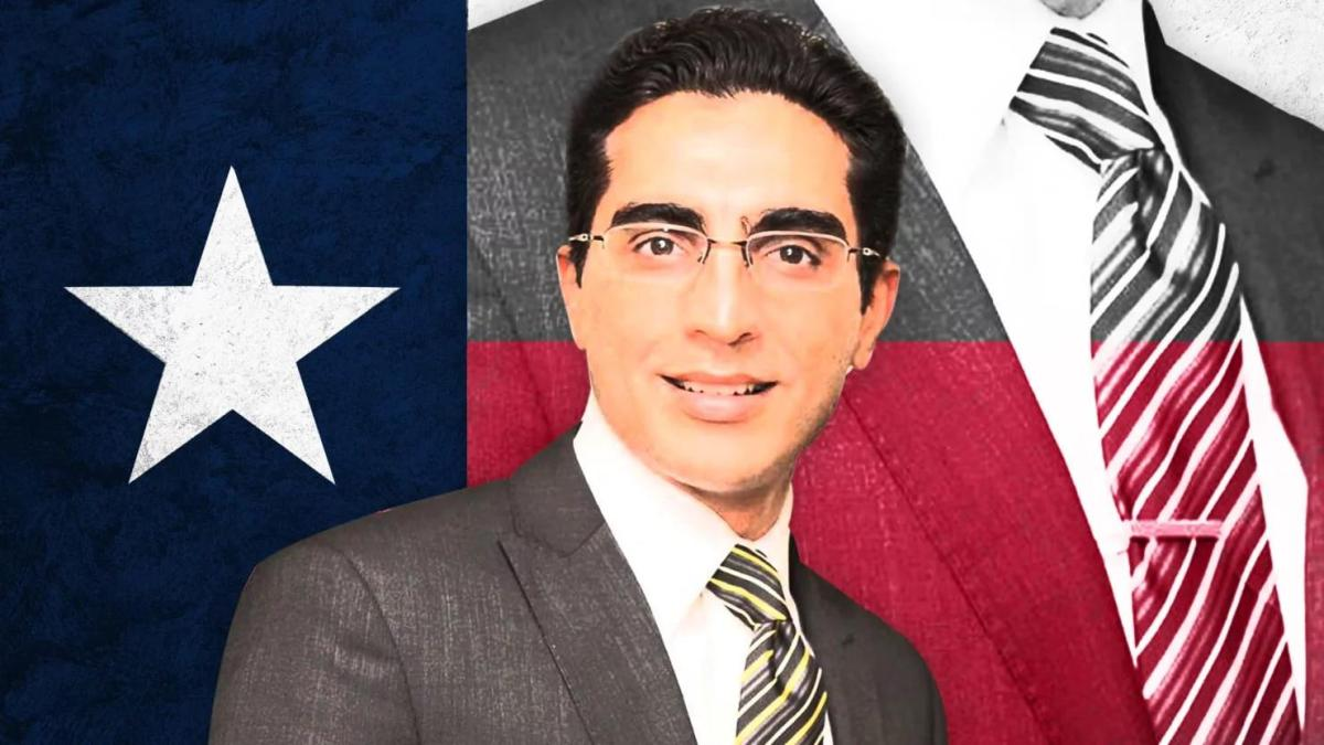 Don't Mess With This Muslim From Texas—He Just Got Elected!