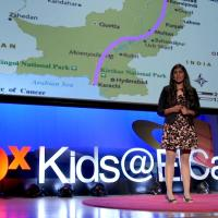 Sofia Babool: Lives Upgraded | TEDxKids