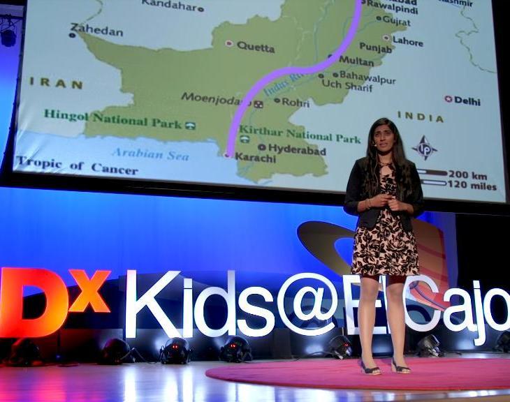 Sofia Babool: Lives Upgraded | TEDxKids