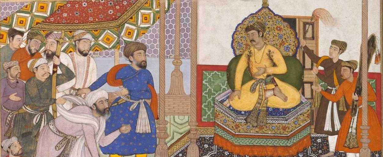 Dr. Hussein Keshani's course: The Akbarnama: A Digital Art History Student Project
