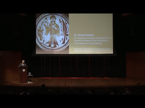 Dr. Farhad Daftary's Lecture at the Aga Khan Museum: Spiritual Foundations of the Fatimids