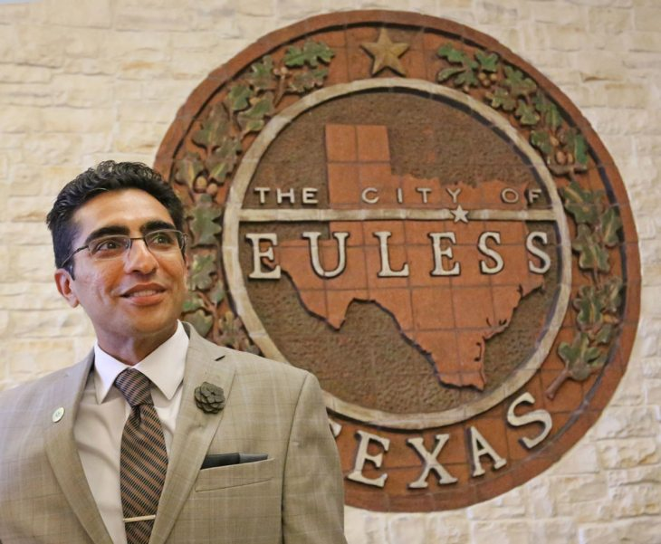 """Salman Bhojani: """"We are encouraged to build bridges with other communities"""" 
