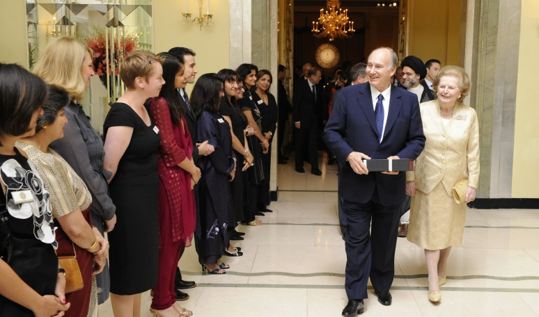 His Highness the Aga Khan and his previous visits to the United Kingdom jurisdiction