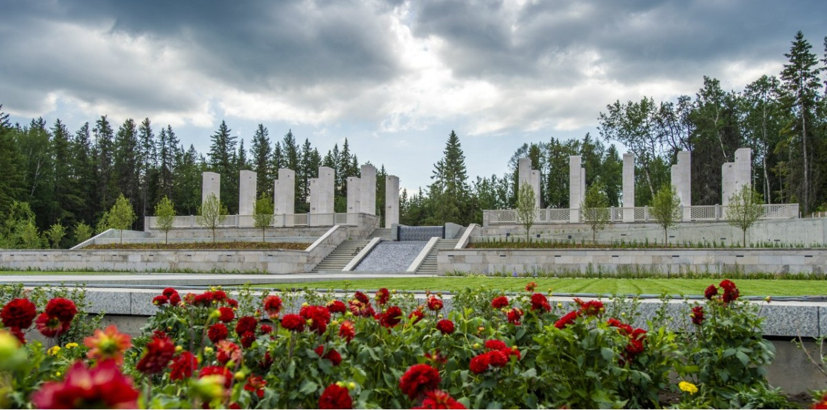 Opinion: Aga Khan Garden (Alberta) offers paradise of a different sort