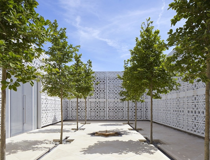 Building Review: Fumihiko Maki's Aga Khan Centre revealed at King's Cross | Architects Journal