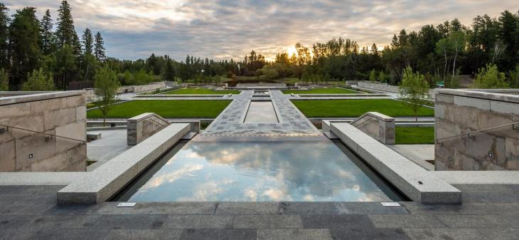 The Aga Khan Garden Alberta opens on June 29 - Plan Your Visit