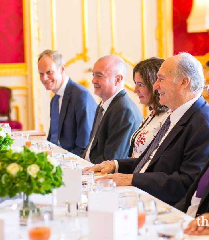 The Aga Khan Development Network and the UK Government: A Partnership for Progress