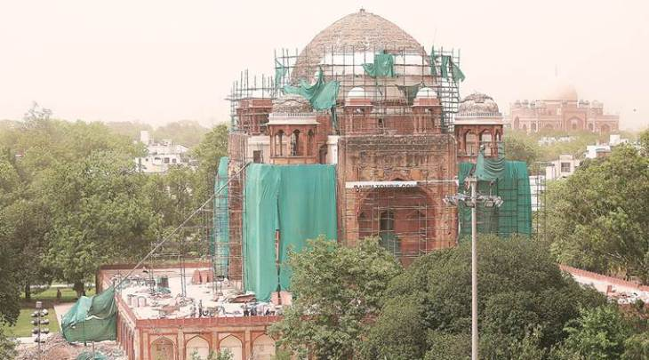 Renovated by the Aga Khan Trust, opening next year, tomb that 'inspired' the Taj Mahal
