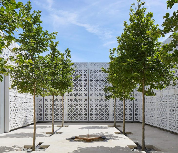 London's Aga Khan Centre comes alive with a series of Islamic Gardens - Peak inside its tranquil havens