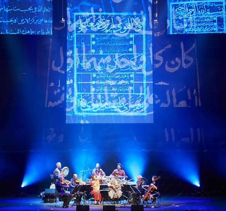 Aga Khan Master Musicians, Royal Albert Hall, London, review: A dazzling celebration of music from Islamic countries | The Independent