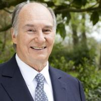 Who is Aga Khan and why did he choose Portugal?