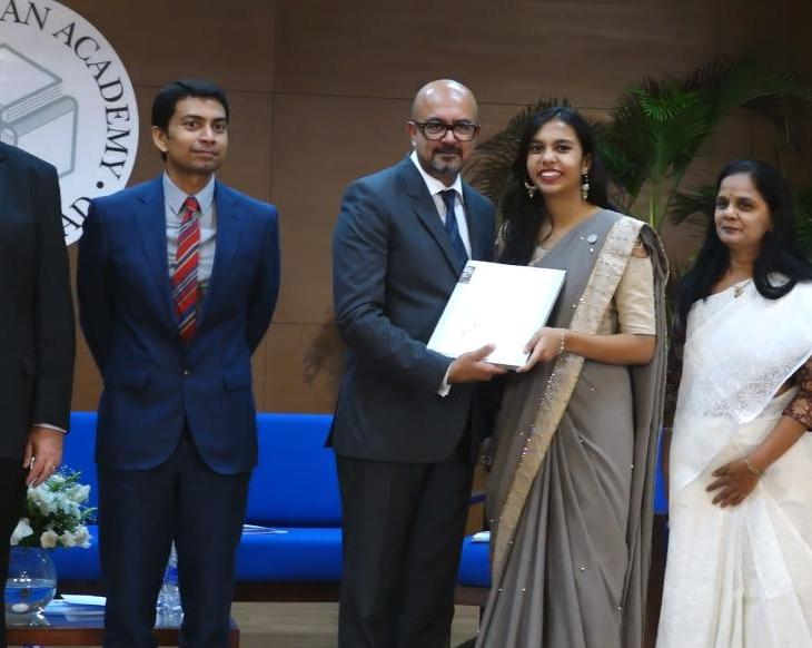 Chief Guest Arif Lalani: Graduation Ceremony held at the Aga Khan Academy Hyderabad, India