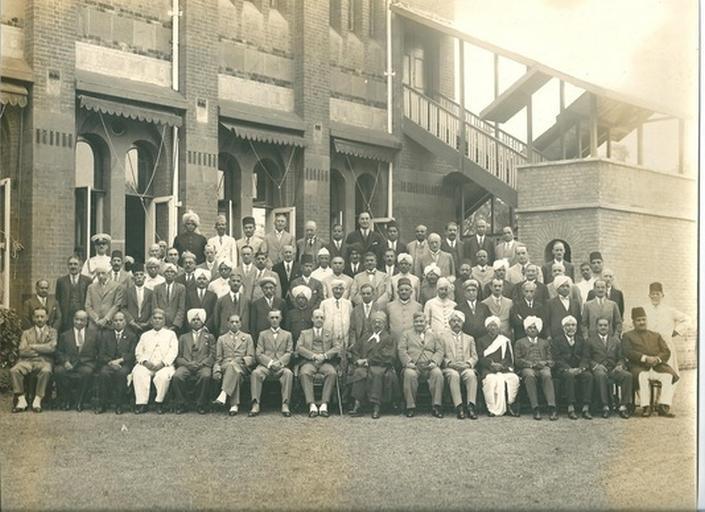 Bombay Legislative Council 1933