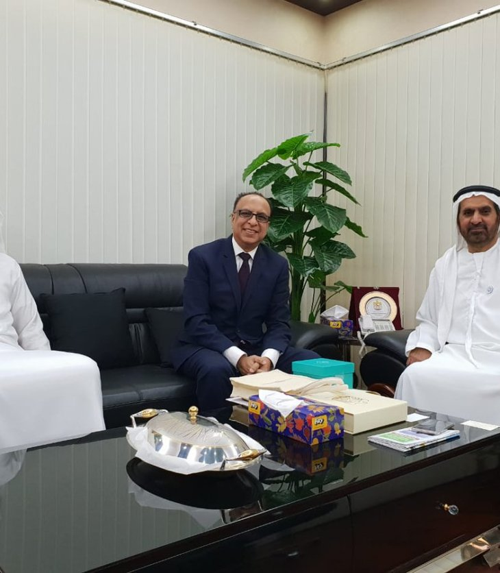 UAE and AKDN in Dhaka, Bangladesh, discuss ways of cooperation and development