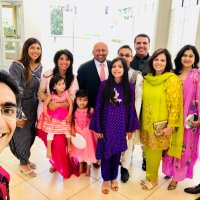 Eid Day at the Ismaili Jamatkhana, Plano, Texas