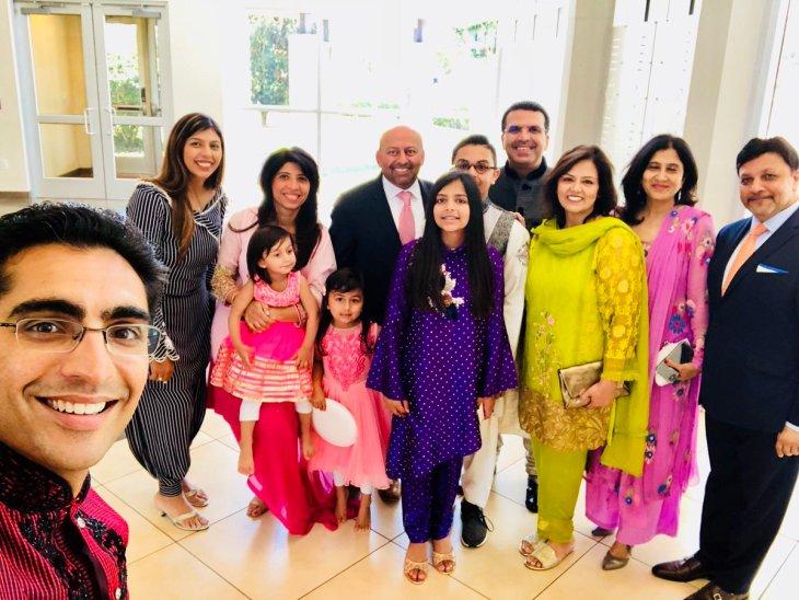 Eid Day at the Ismaili Jamatkhana, Plano, Texas