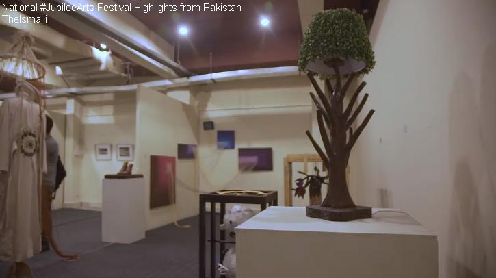 Jubilee Arts Festival Pakistan (Video)