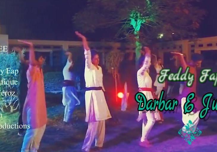 Darbar-e-Jubilee by Feddy Fap