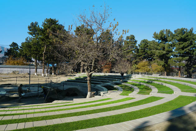 Chihilsitoon Garden and Palace Rehabilitation | Archnet