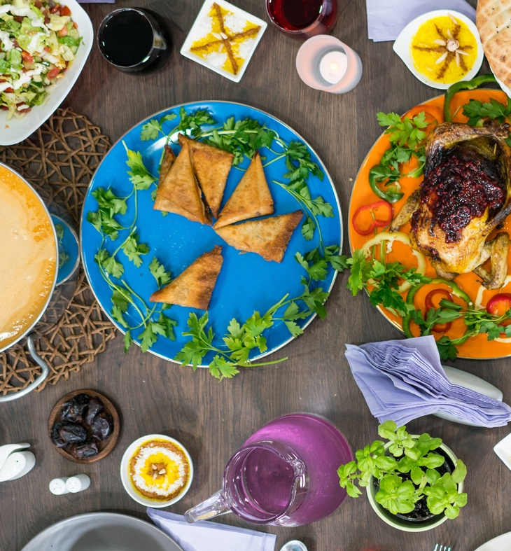 For Ramadan, More Muslims Shape Diets Around Physical And Mental Health   NPR