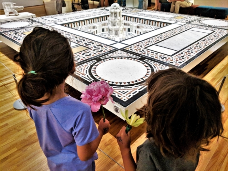 Entertaining Kids at the Aga Khan Museum in Toronto | Baby and Life!