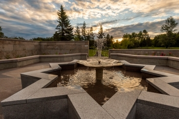 World's northernmost Islamic garden opens in Canada