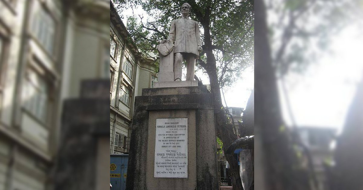 The Story of Kavasji Jamshedji Petigara: First Indian to Head Bombay CID
