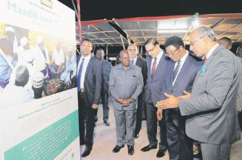 Government of Tanzania seeks Aga Khan's help in developing Dodoma City | The Citizen