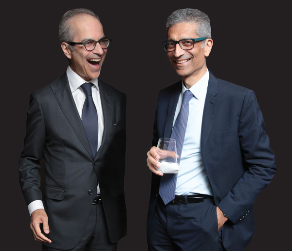 Brothers Mahmood and Mehdi Khimji: The quiet hotel powerhouse