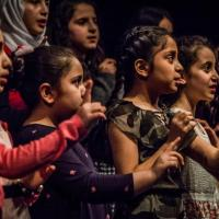 Canada Day concert at Toronto's Aga Khan Museum with Children's Choir, Syrian-American rapper Mona Haydar, Hussein Janmohamed
