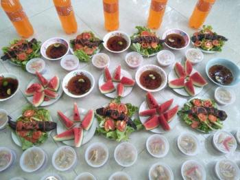 Sharing the joy of Ramadan through the light of love