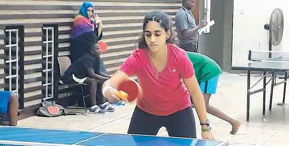 Sara Alidina: Tanzania girl bags Kenya table tennis title