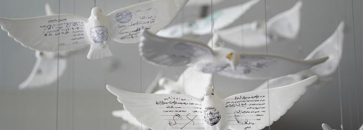 Saudi women's stories take wing at the Aga Khan Museum, Toronto