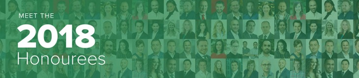 Moez Kassam named to Canada's Top 40 under 40 for 2018