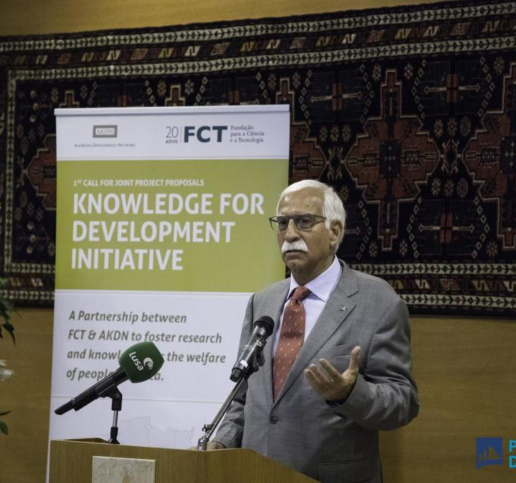 AKDN's Knowledge for Development Initiative: A collaboration between Ismaili Imamat and Portugal Ministry of Science, Technology and Higher Education