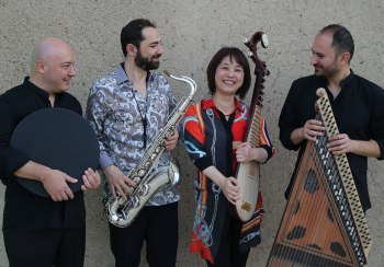 Músicos da Aga Khan Music Initiative   Gulbenkian Música