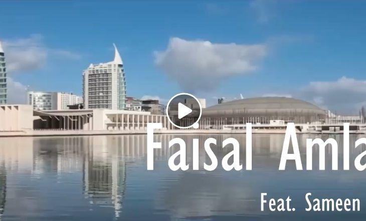 Ismaili Artist's Diamond Jubilee Tribute - Faisal Amlani Feat. Sameen Karim