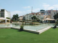 Walking in Lisbon: Tagus River - Rio Tejo