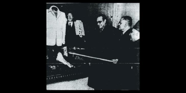 History: Habib Rahimtoola and Khwaja Nazimuddin: Trade Commission in New York 1946