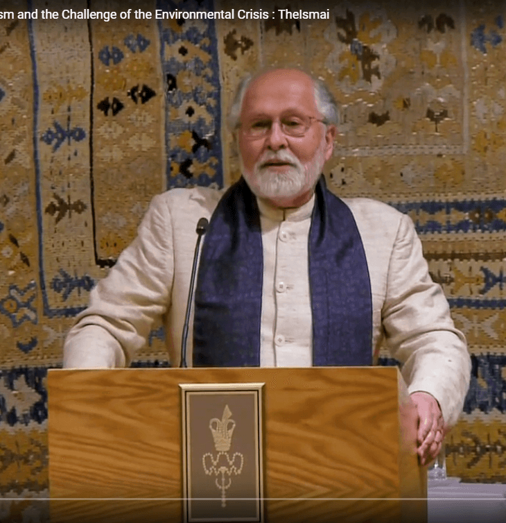 Watch Seyyed Hossein Nasr share his relationship with the Aga Khan