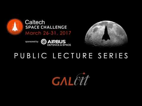 Caltech Space Challenge - Blue Origin: Space Vehicles and Technologies by A.C. Charania